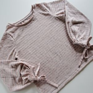 A.n.a knit blouse size large